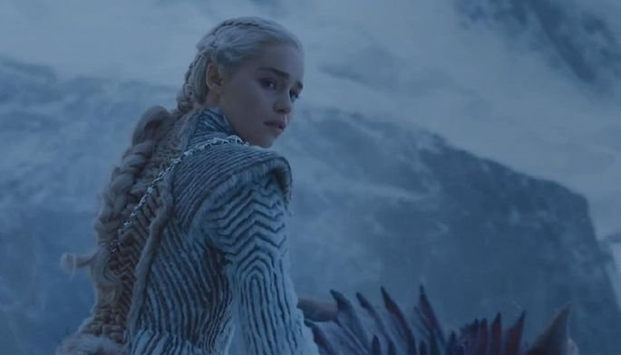 Daenerys salva a Jon