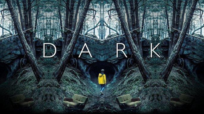 Cartel de la serie Dark
