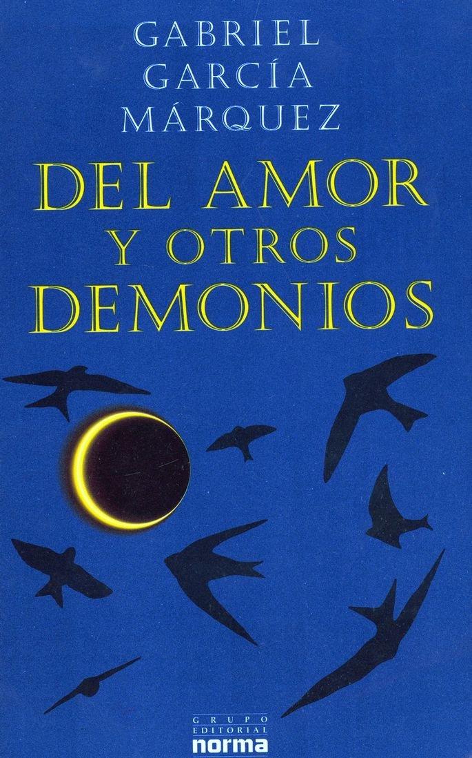 Portada del libro Del amor y otros demonios