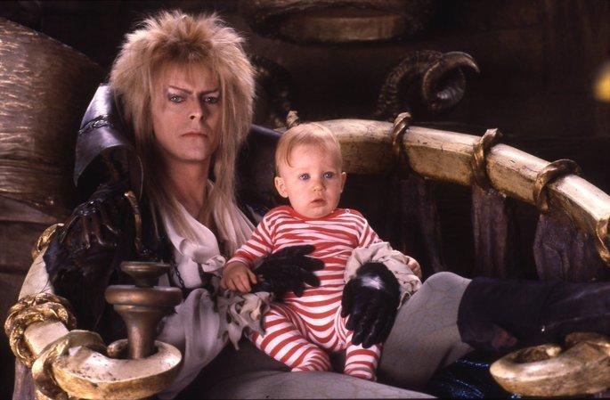 Fotograma de la película Dentro del laberinto