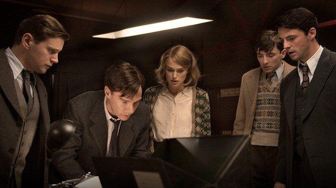 Fotograma de la película Descifrando enigma