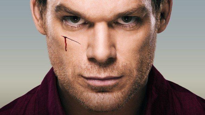 Fotograma de la serie Dexter.