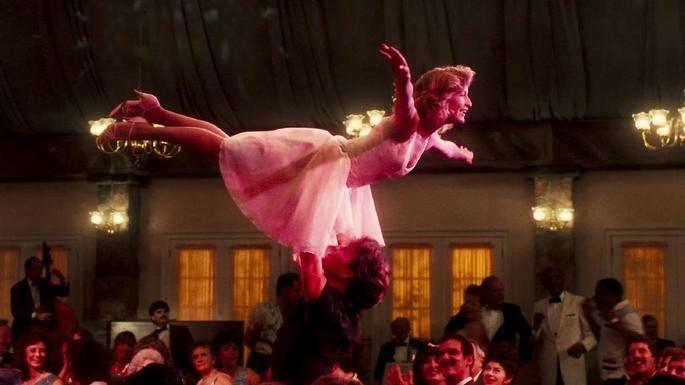 Fotograma de la película Dirty Dancing