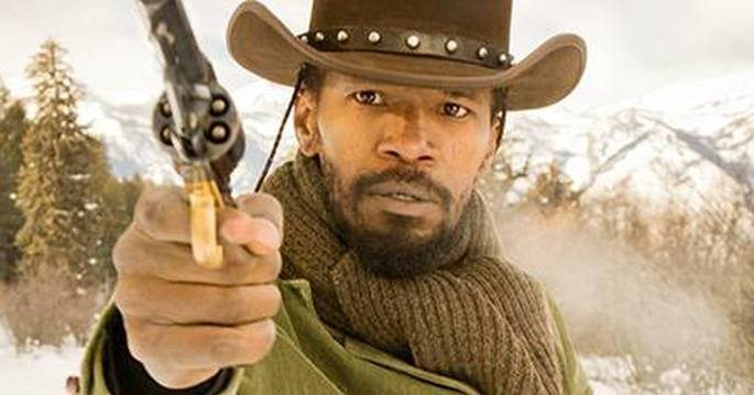 Fotograma de la película Django desencadenado