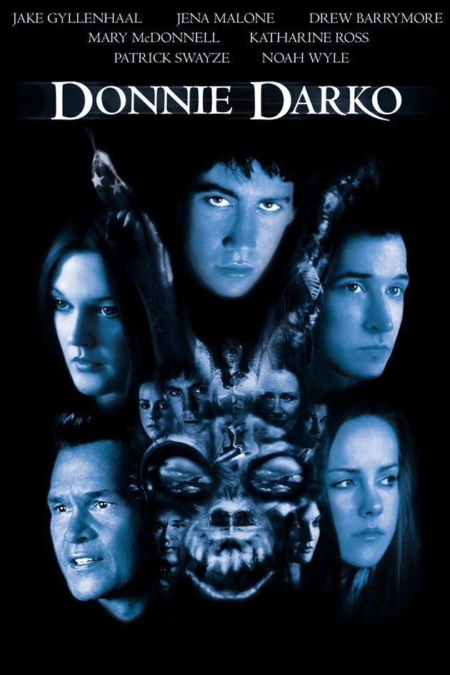 Cartel de la película Donnie Darko.