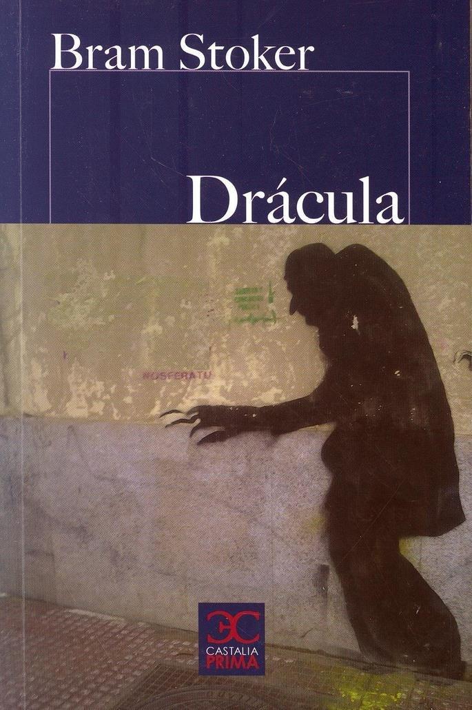 Portada del libro Drácula