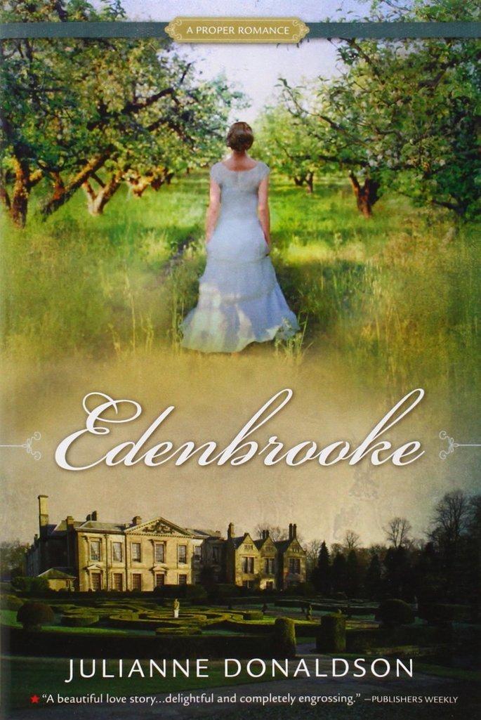 Portada del libro Edenbrooke