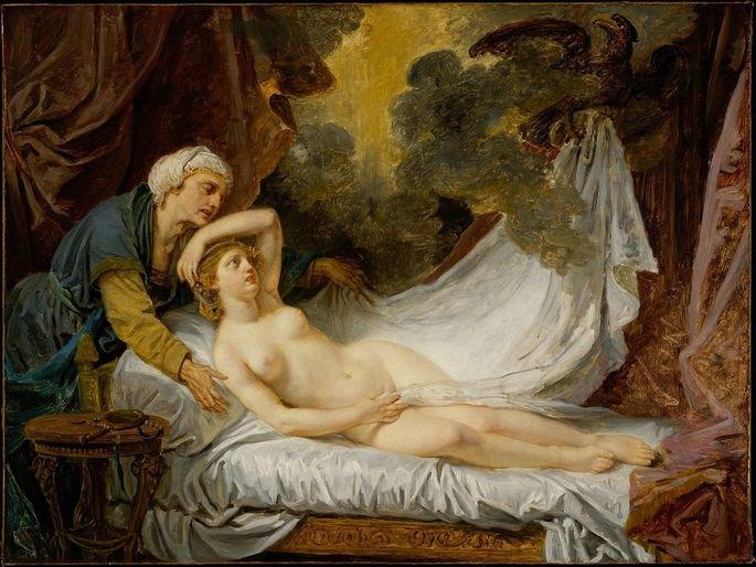 Pintura de Egina