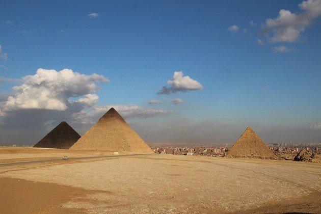 piramides el cairo