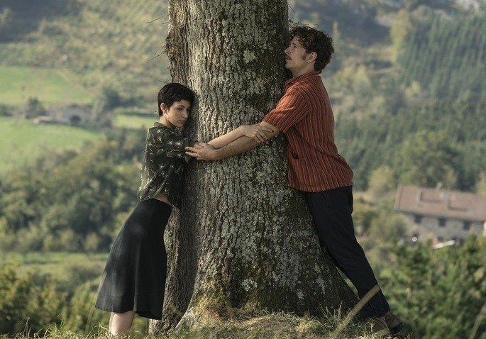 Fotograma de la película el árbol de la sangre