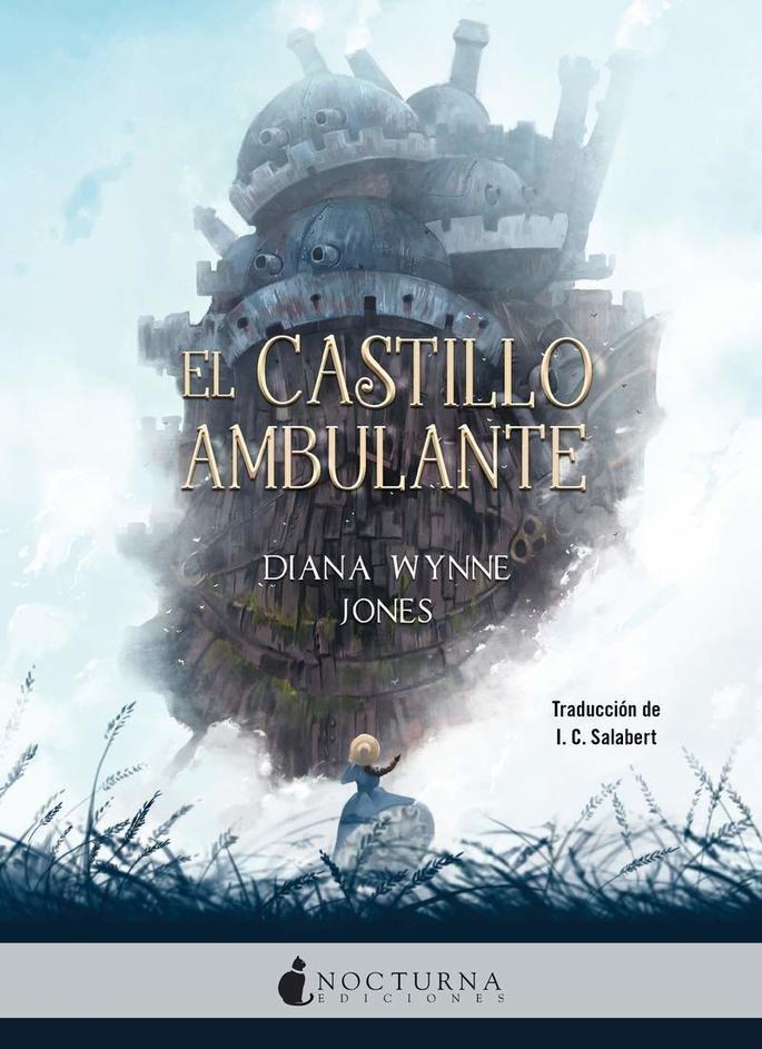 Portada del libro El castillo ambulante