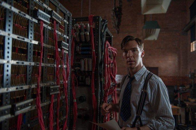 Fotograma de la película Código enigma