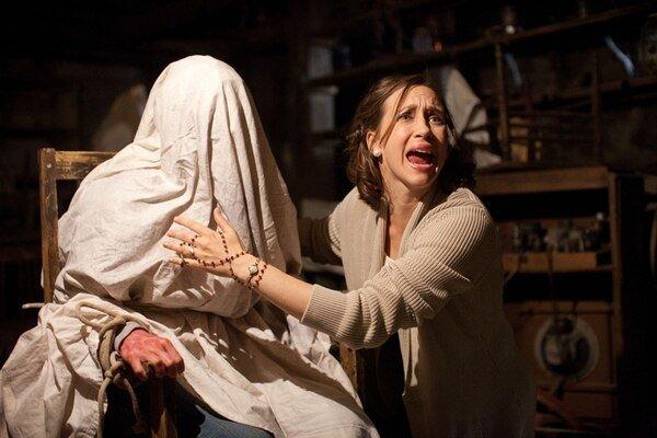 Fotograma de la película El conjuro