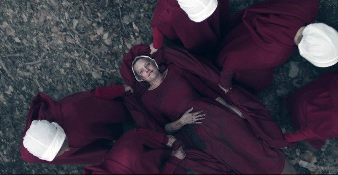 June herida en el final de la tercera temporada