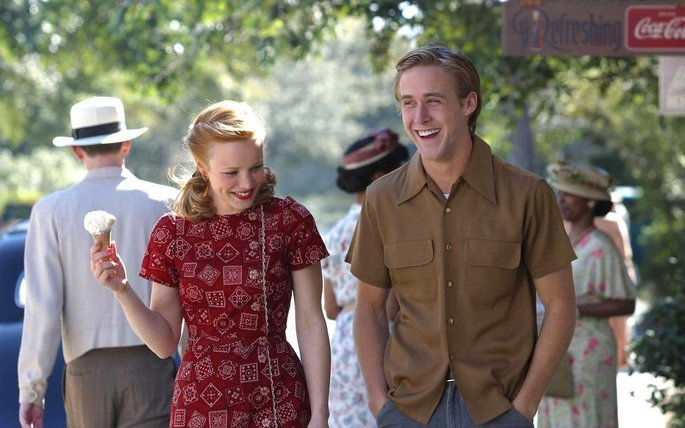 Fotograma de la película El diario de Noa