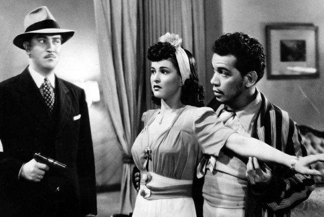Fotograma de la película el gendarme desconocido
