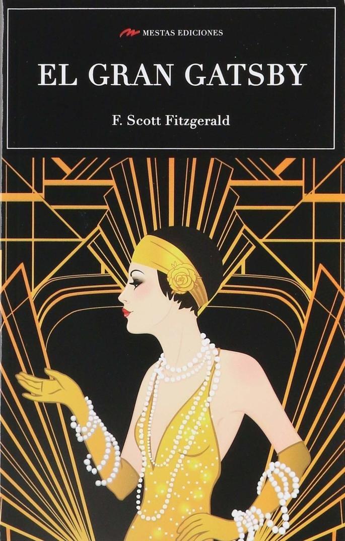 Portada del libro El gran Gatsby
