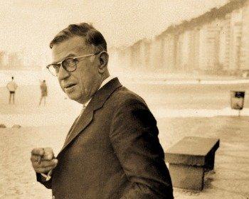 El hombre está condenado a ser libre de Jean-Paul Sartre
