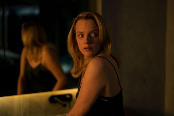 Fotograma de la película El hombre invisible