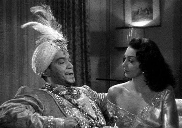 Fotograma de la película El mago