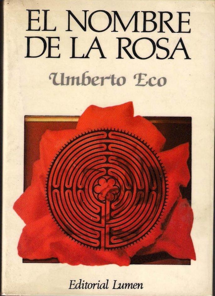 Portada del libro El nombre de la rosa