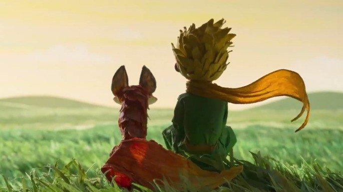 Fotograma de la película El Principito