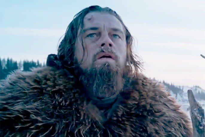 Fotograma de la película El renacido.