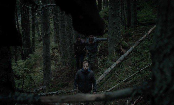 Fotograma de la película El ritual