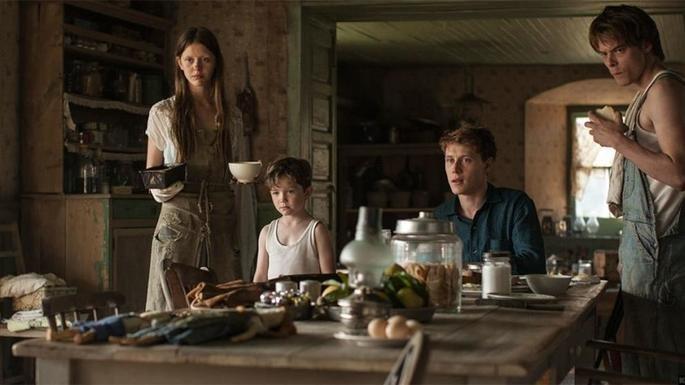Fotograma de la película El secreto de Marrowbone