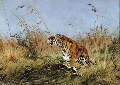 Obra El tigre
