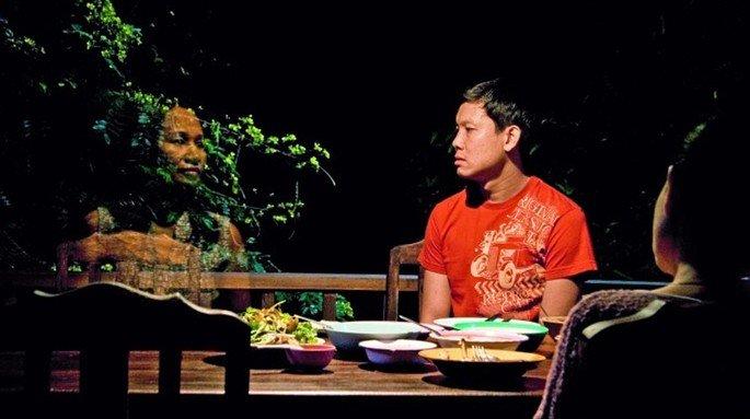 Fotograma de la película El tío Boonmee recuerda sus vidas pasadas
