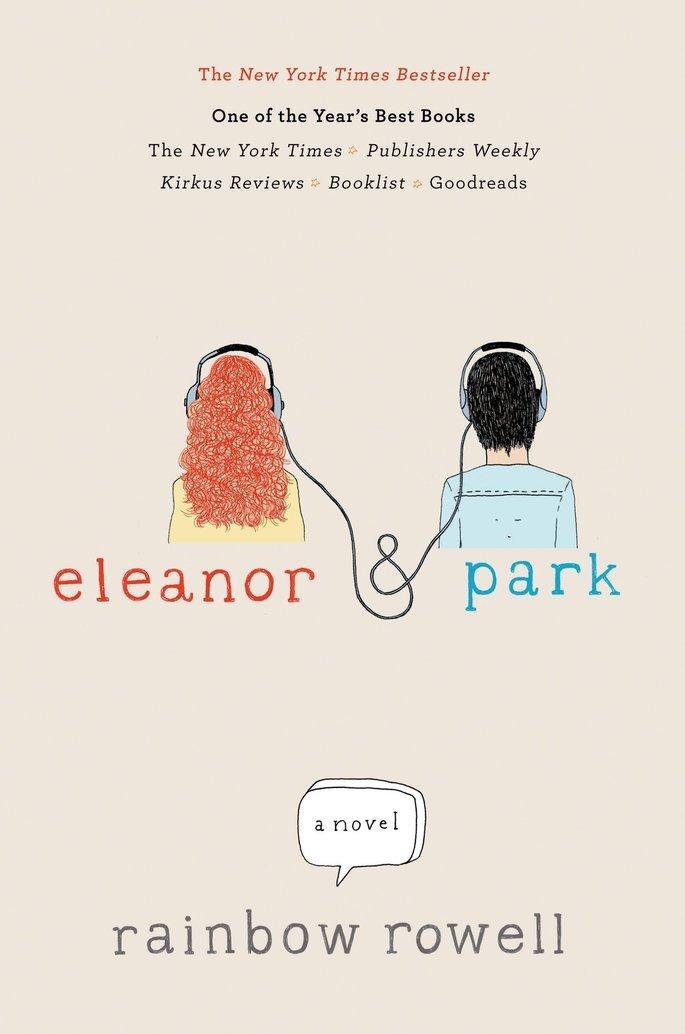 Portada del libro Eleanor y Park