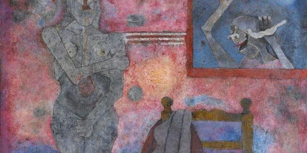 Rufino Tamayo: El fisgón.