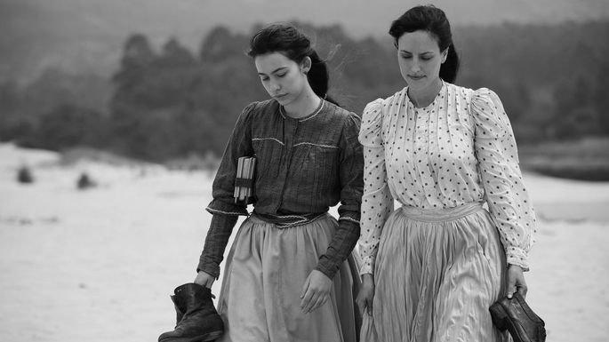 Fotograma de la película Elisa y Marcela
