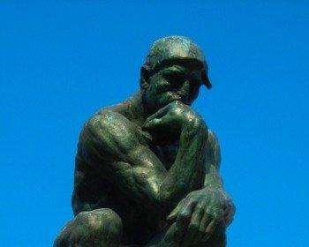 La Escultura El pensador