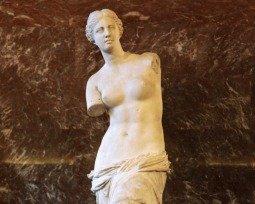 Escultura Venus de Milo