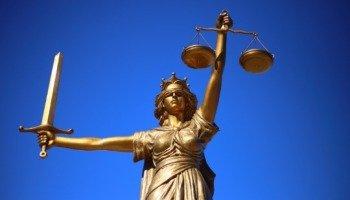 Diosa de la Justicia (Estatua de la Justicia)