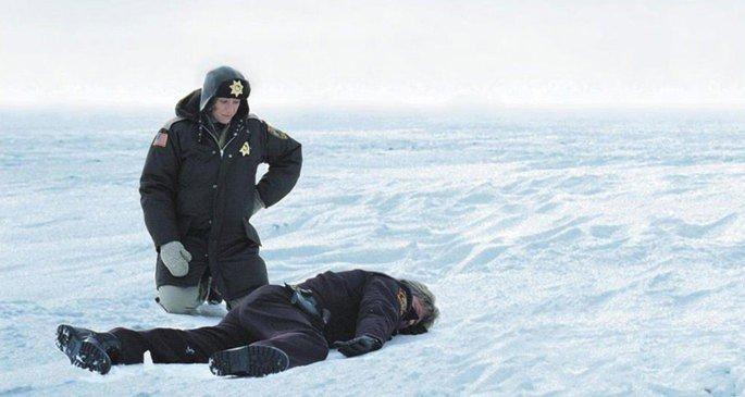 Fotograma de la película Fargo
