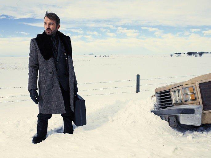 Fotograma de la serie Fargo