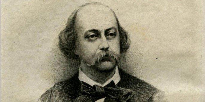 Imagen de Gustave Flaubert