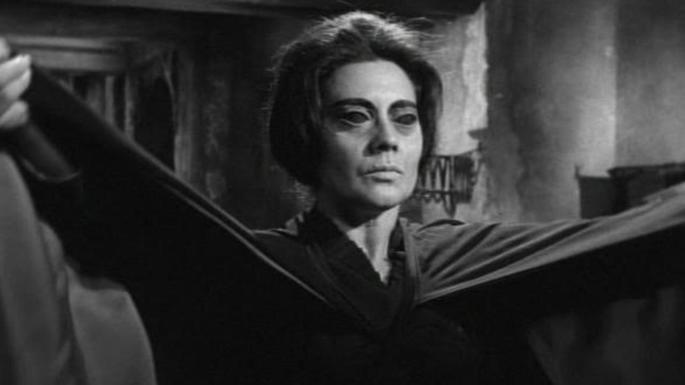 Fotograma de la película La Llorona de 1960