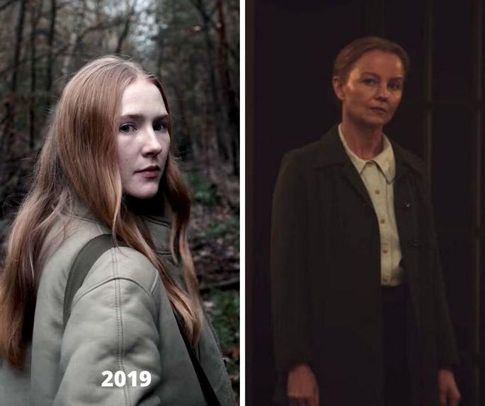 Franziska de la serie Dark