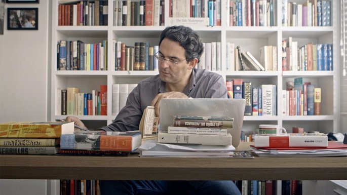 Fotograma del documental Gabo, la creación de Gabriel García Márquez