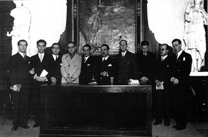 Autores de la Generación del 27 en el tricentenario de la muerte de Góngora