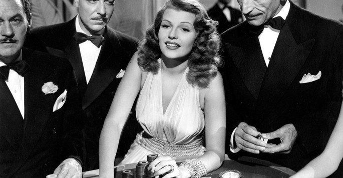 Fotograma de la película Gilda