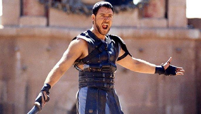 Fotograma de la película Gladiator