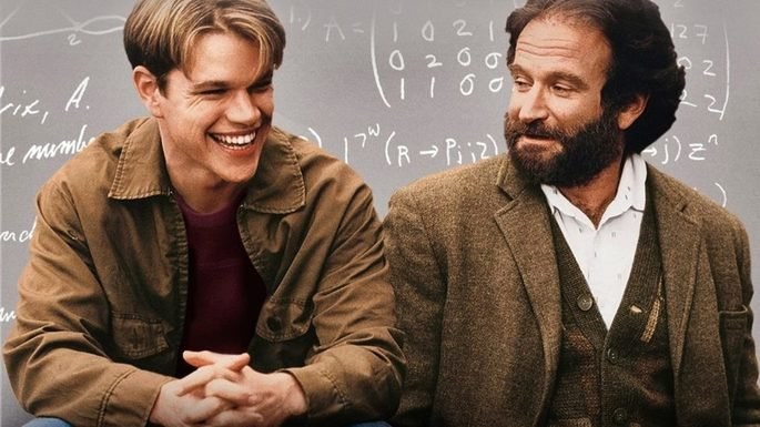 Fotograma de la película Good Will Hunting.