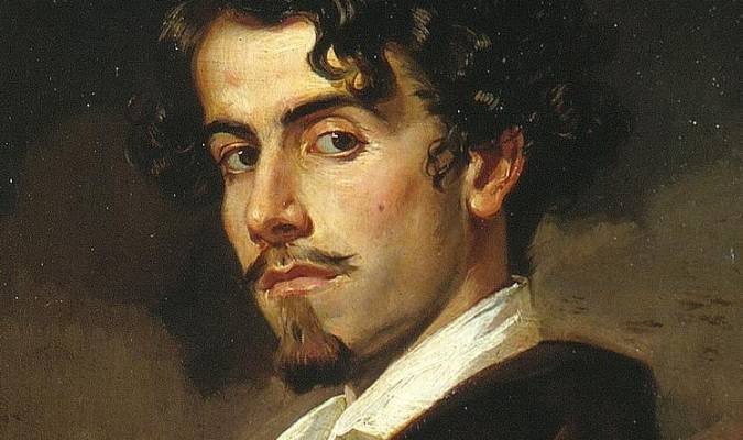 Imagen de Gustavo Adolfo Bécquer