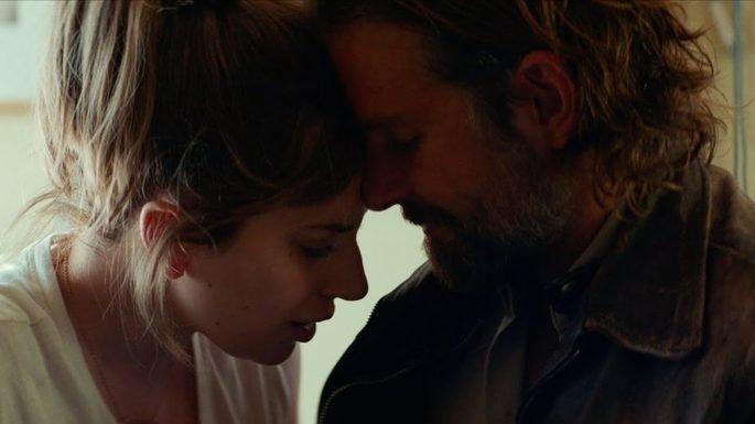 Fotograma de la película Ha nacido una estrella