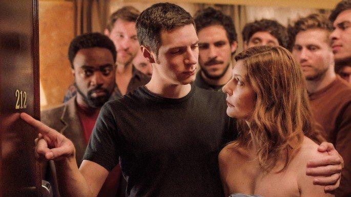 Fotograma de la película Habitación 212